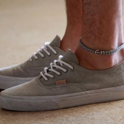 Men's Anklet - Men's Ankle bracelet..