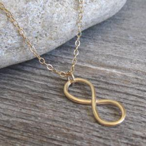 Men's Necklace - Men's Infinity Nec..