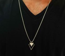 Men's Necklace - Men..