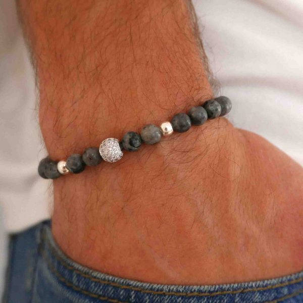 Men S Bracelet Beaded Gemstone Mens Jewelry Gift